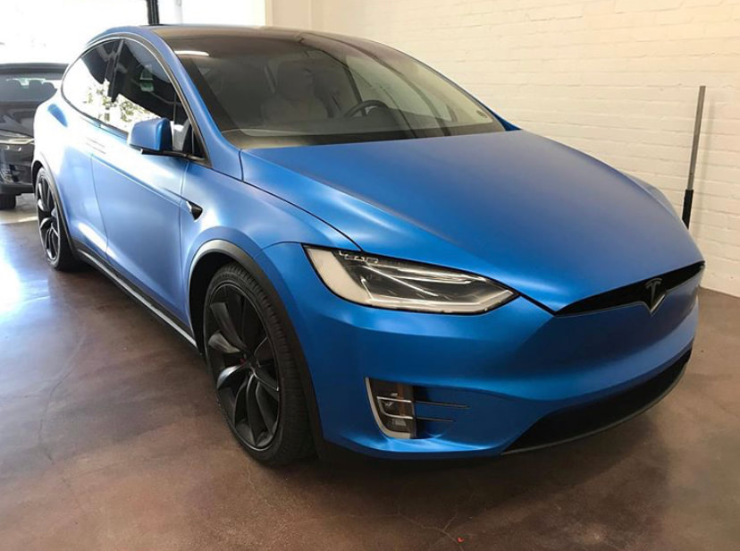 Tesla Wraps Santa Clarita Model S X Amp 3 Car Wraps Get