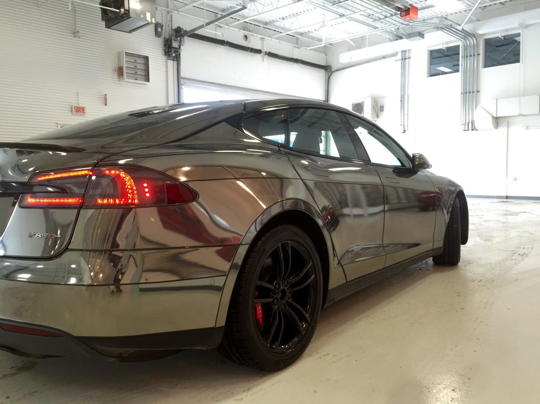 Tesla Vinyl Wrap | Pricing & Images (Updated 2019)